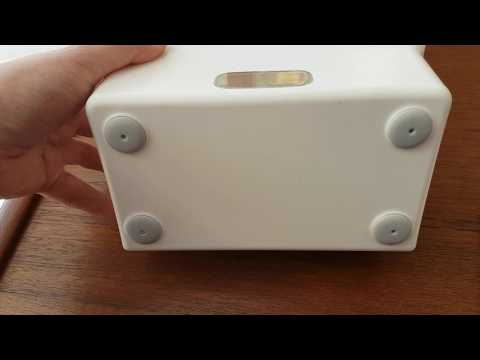 Ubbi Feuchttücherbox Vorstellung Test / 10144 10192 Feuchttücher Spender