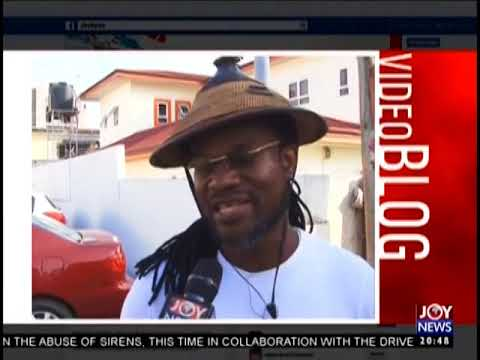 Crackdown on siren abuse - Joy News Interactive (14-8-18)