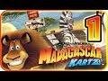 Dreamworks Madagascar Kartz Part 1 Gameplay Walkthrough