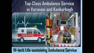 Exclusive Life Savior by Medivic Ambulance Service in Varanasi