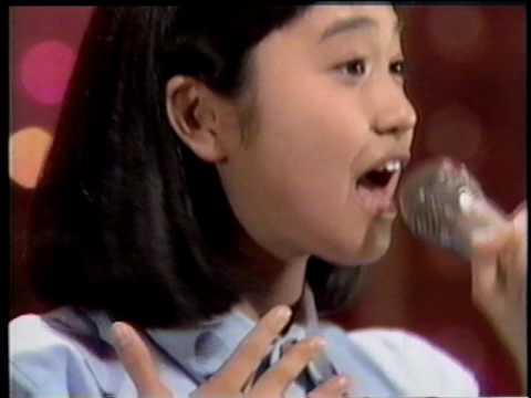 小川範子 夏色の天使 1989