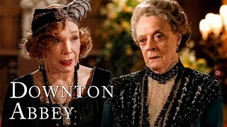 Americans VS The British | Downton Abbey