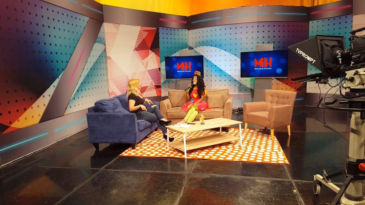 Manuel y Hermes Entrevista a Mimi XZ
