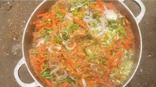 CAMEROON PARTY RICE ||HOW TO COOK FRY RICE || HOW TO COOK PARTY RICE