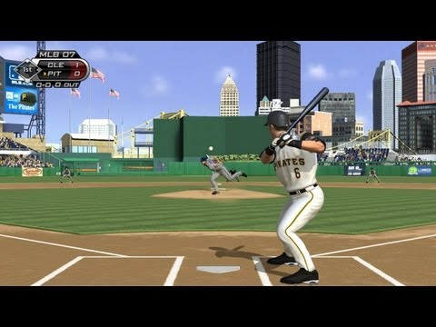 MLB 07 : The Show Playstation 2