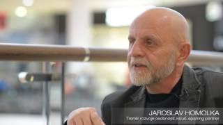 [Rozhovor] Jaroslav Homolka: Jak prezentovat jako predátor