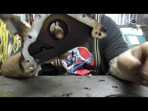 Фото к видео: Двигатель VW/Skoda AGU/АEB/AWT/AUM 1.8 Turbo 20v (обзор конструкции)
