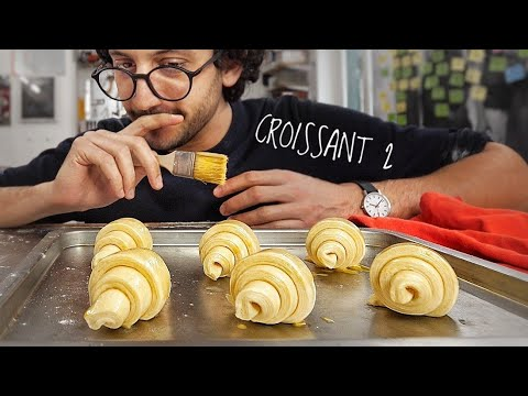 I Try To Make Croissants For The First Time…