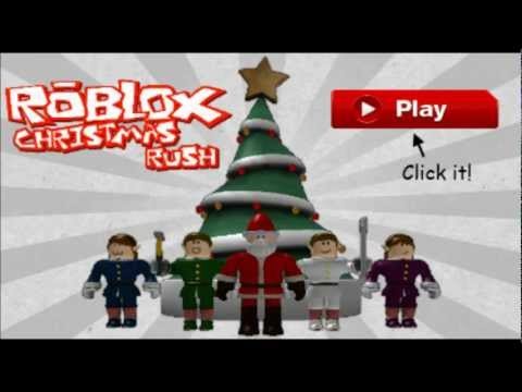 Christmas Rush Classic Description Roblox