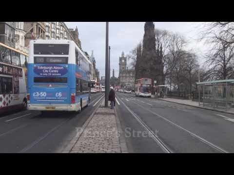 Edinburgh City Centre Mp3