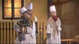 Zpívánky - My tři králové (Boni pueri)