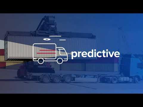 Erhalten Sie sofortigen Zugriff auf prognostische und Echtzeitinformationen für alle Ihre Lieferungen.