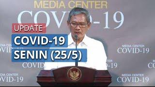 Update Covid-19 di Indonesia, Bertambah 479, Total Menjadi 22.750 Pasien Terkonfirmasi