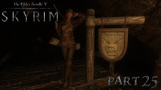 Skyrim - The Elder Scrolls 5: Рифтен, Гильдия воров вступление. - летсплей (часть25)