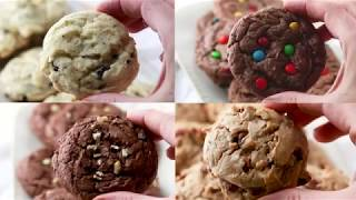 chocolate chip cookies with cake mix recipe