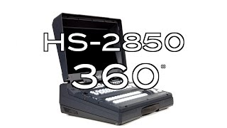 Datavideo HS-2850 HDSD 12 Channel Portable Video Studio 360˚ Video