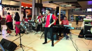 T.O.T Band - The Old Timer's Band performing 'Counting Stars' at Living World mall