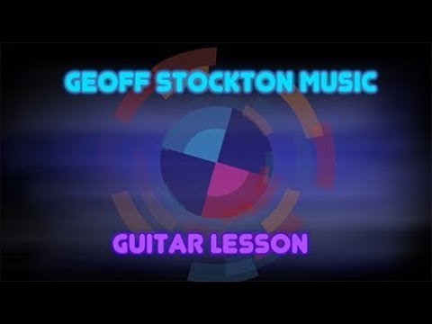This one is a more beginner/intermediate level lesson video.