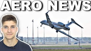 NOTLANDUNG der GLOBAL 5000 in BERLIN! AeroNews