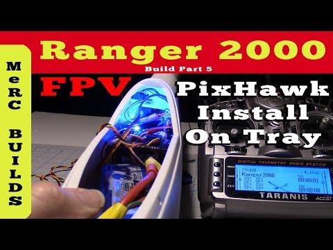 volantex-ranger-2000-fpv-rc-plane-build-part-5--installing-pixhawk-lite-testing-servos--motor