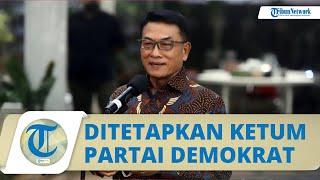 BREAKING NEWS: Moeldoko Jadi Ketua Umum Partai Demokrat Berdasarkan KLB di Deli Serdang