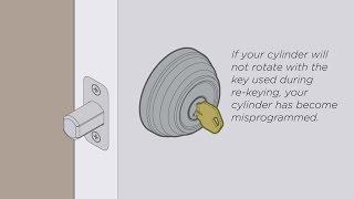 Kwikset SmartKey Troubleshooting: 3 Simple Steps to Fix Misprogrammed SmartKey Cylinder