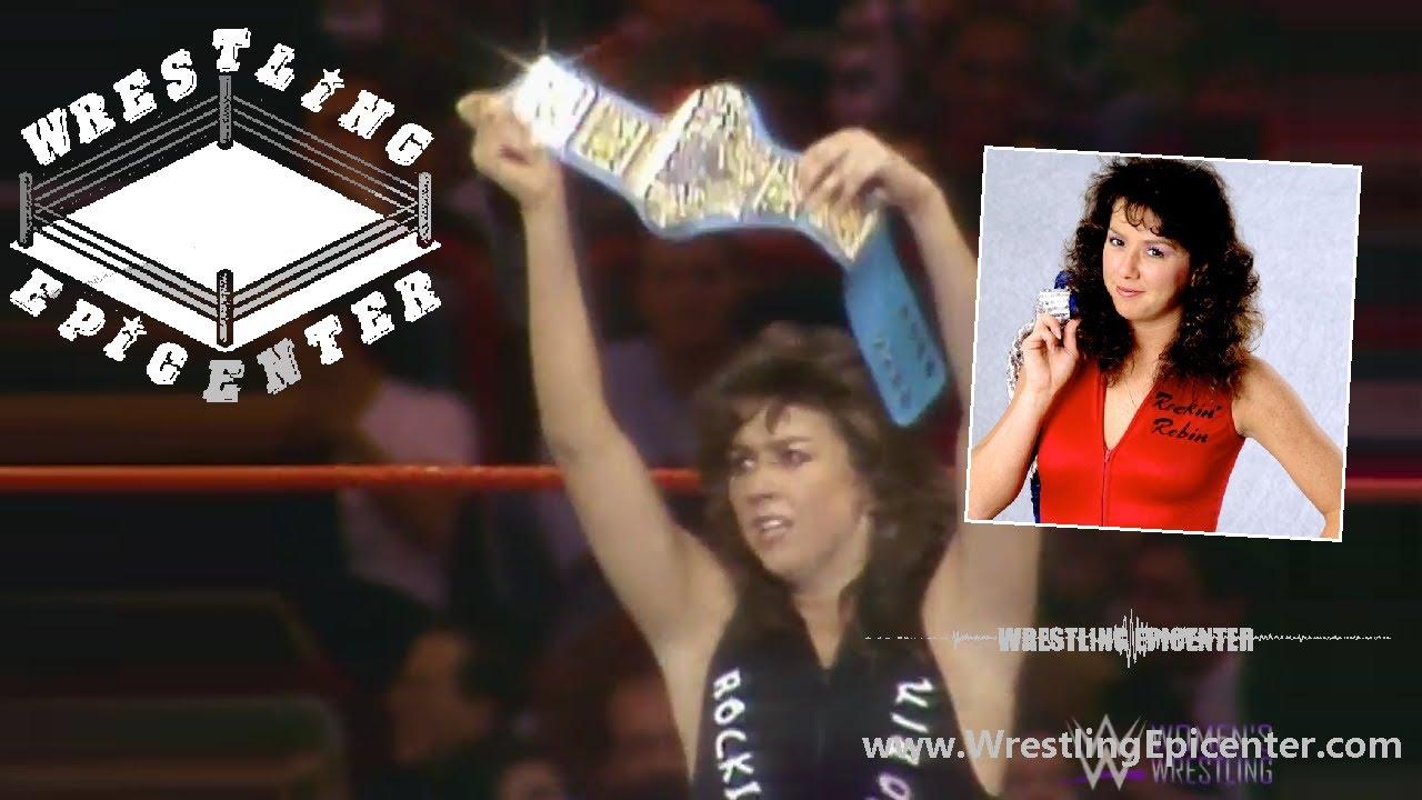 Rockin' Robin On Almost Losing Her WWE Women's Championship Belt During Hurricane Katrina