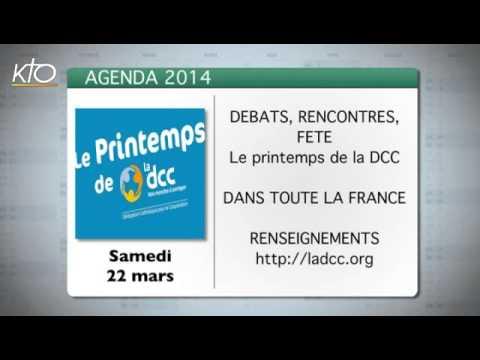 Agenda du 14 mars 2014
