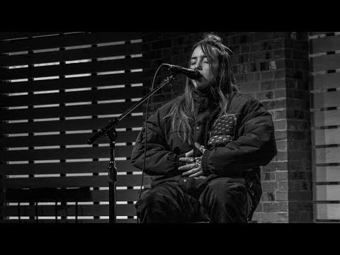 Billie Eilish - When The Party's Over [Live In The Lounge]
