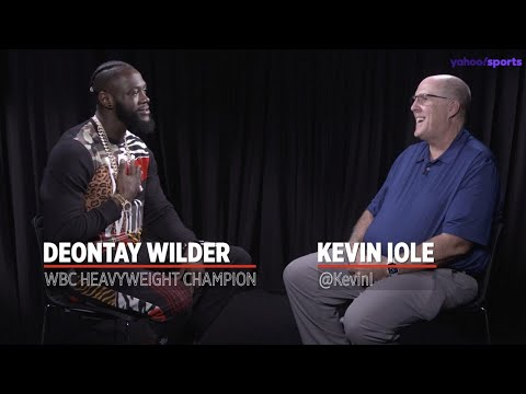 Deontay Wilder sits down with Kevin Iole to discuss upcoming rematch against Luis Ortiz