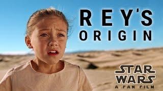 Star Wars: Rey's Origin Story a fan film