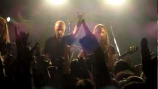 Aborted Live in Japan - Threading on Vermillion Deception (Intro) / The Saw and the Carnage Done