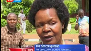 Football Kenya federation retaliates its commitment to grow women football in the country