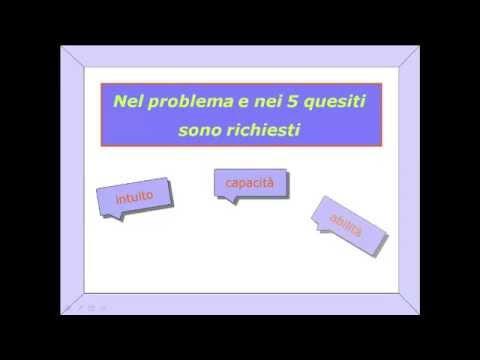 Un video per la valutazione della prova scritta di matematica.