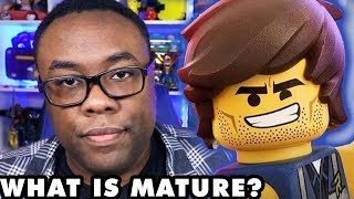 About Lego Movie 2, Rex, Maturity & Growing Up Geek (OPINION)