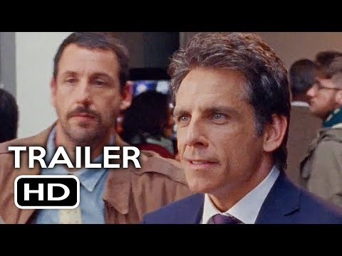 The Meyerowitz Stories Official Trailer #1 (2017) Adam Sandler, Ben Stiller Netflix Movie HD