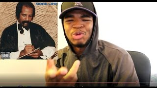 Drake - Ice Melts feat  Young Thug | More Life | Reaction