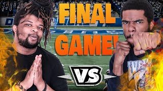 The Final Game!! Who Will Clutch Up & Take The Series Dub! (Madden 20)