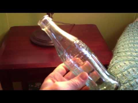Antique Coca Cola Bottle