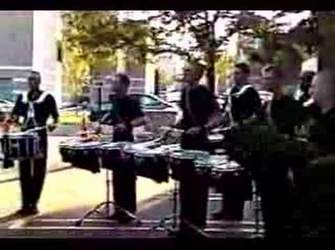 Glassmen 2002 - Movement 1 Semifinals