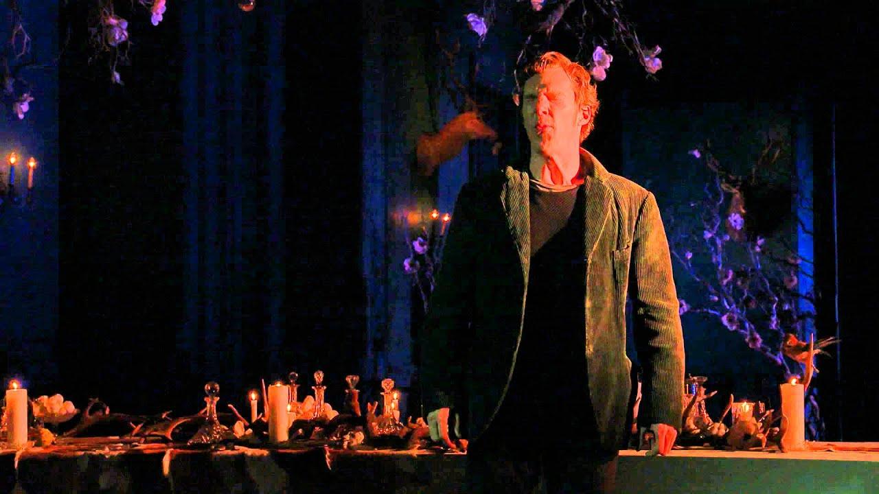 TheatreHD: Гамлет: Камбербэтч