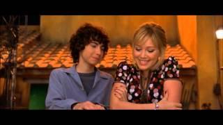 The Lizzie McGuire Movie - Lizzie & Gordo Kiss
