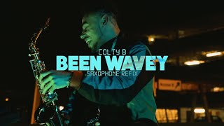 B Young + Colty B   Been Wavey (Saxophone Refix) [Music Video] Prod. By SSK Music