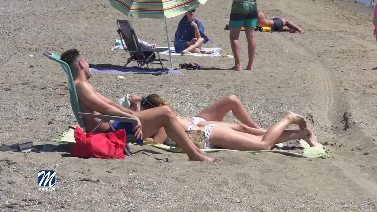 APP para conocer el aforo de las playas