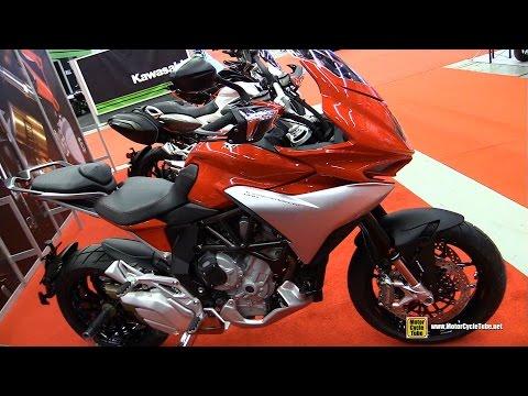2015 MV Agusta Turismo Veloce 800 - Walkaround - 2015 Salon Moto de Montreal