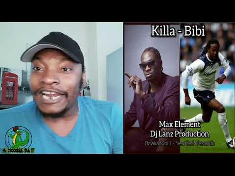 Bounty Killa - Bibi Gardner - Max element ( 15 #June 2019 ) Max element - Killa Bibi