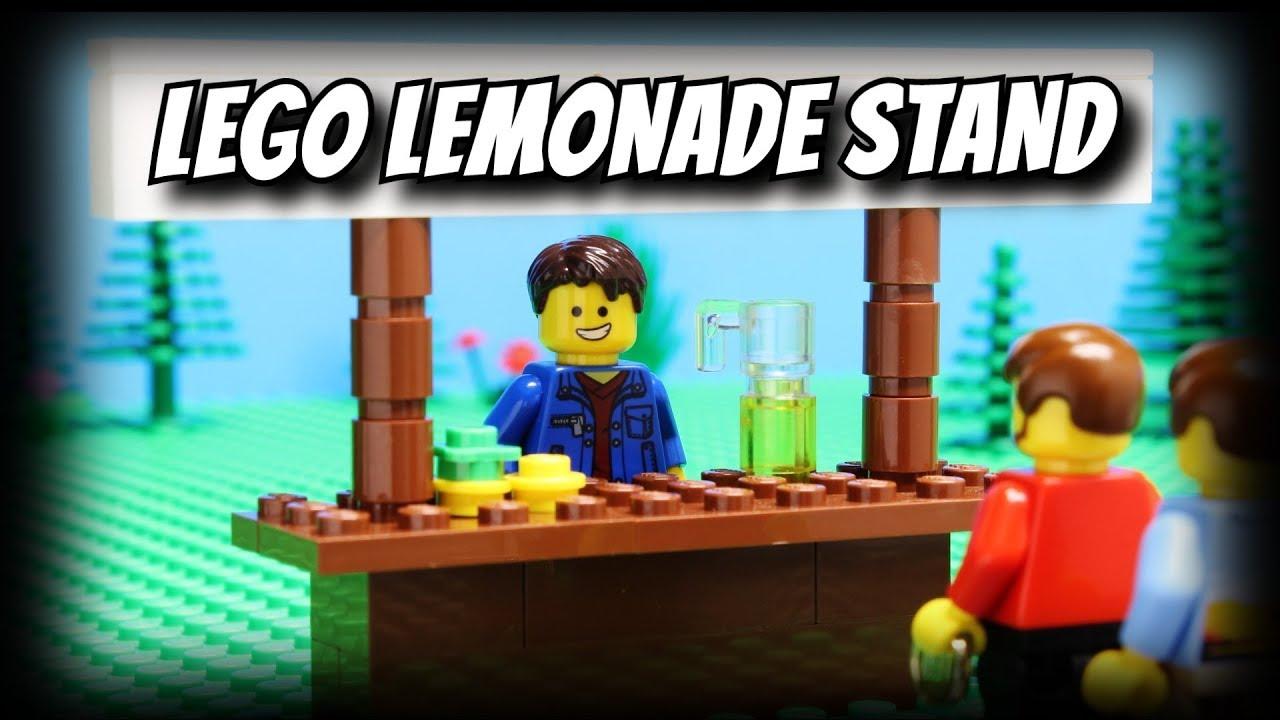 Lego Lemonade Stand