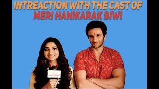 Meri Hanikarak Biwi || Exclusive Interview With || Jiyaa Shankar || Karan Suchak