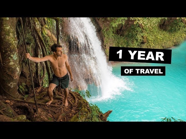 1 Year of Full Time Travel | Travel Inspiration