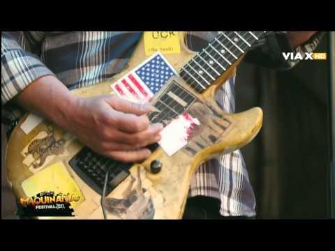 Alice In Chains - Acid Bubble (Live Maquinaria 2011) HD